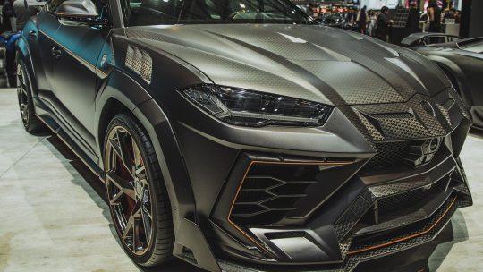 L'automobile de luxe : un marché en hausse